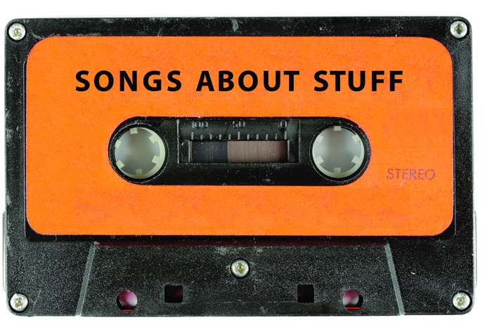 Songs About Stuff: The Music of Wally Pleasant